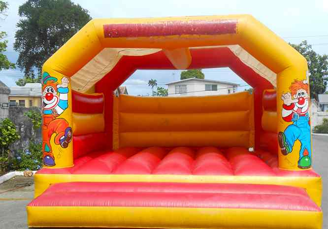 Jumping Tent & Portfolio Classic 3 | Julieu0027s Party Rentals